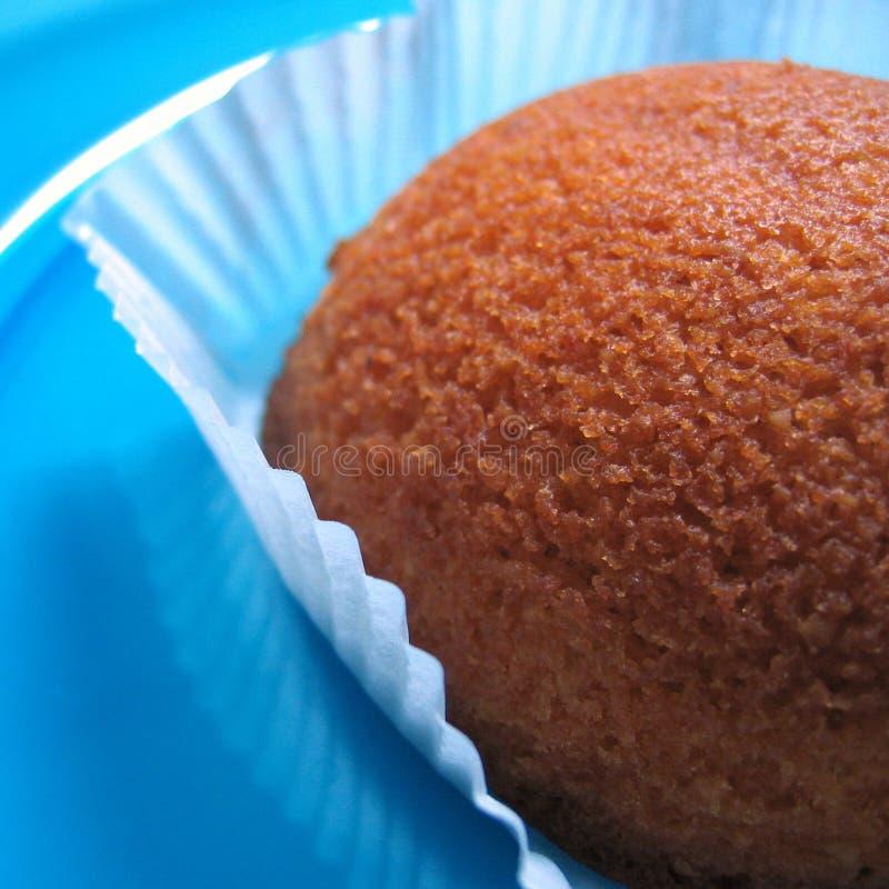 Κινηματογράφηση σε πρώτο πλάνο κέικ καρότων στοκ φωτογραφία με δικαίωμα ελεύθερης χρήσης