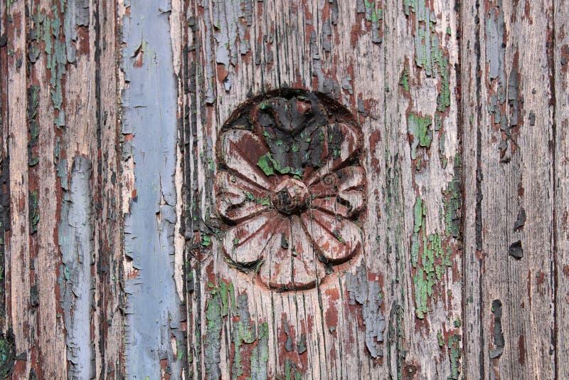 Γλυπτική πορτών στοκ φωτογραφία με δικαίωμα ελεύθερης χρήσης