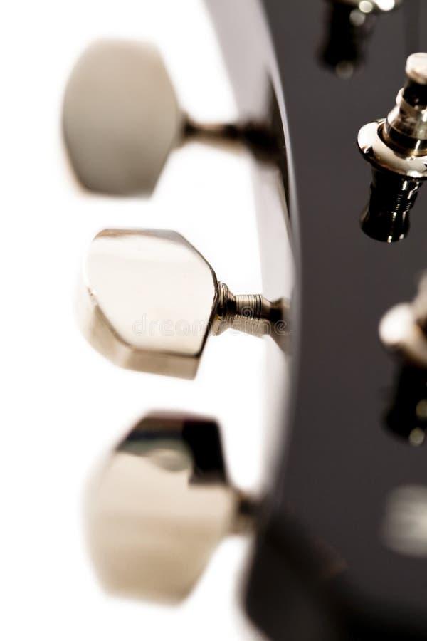 Κινηματογράφηση σε πρώτο πλάνο των συντονίζοντας γόμφων στοκ εικόνα με δικαίωμα ελεύθερης χρήσης
