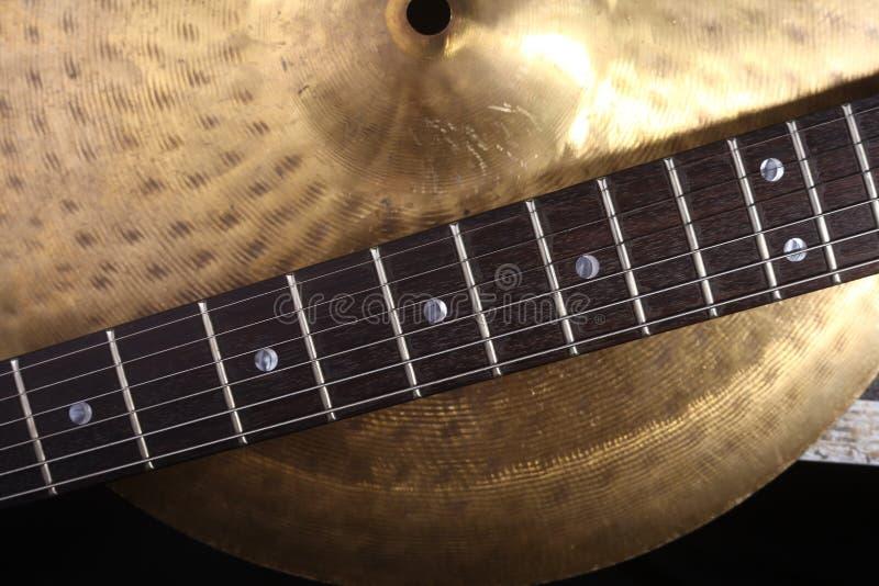 Κινηματογράφηση σε πρώτο πλάνο εξοπλισμού μουσικής στοκ φωτογραφία με δικαίωμα ελεύθερης χρήσης