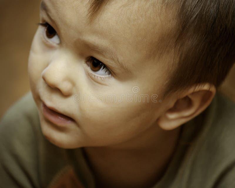 Κινηματογράφηση σε πρώτο πλάνο μικρών παιδιών στοκ εικόνα με δικαίωμα ελεύθερης χρήσης