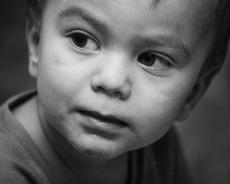 Κινηματογράφηση σε πρώτο πλάνο μικρών παιδιών στοκ φωτογραφίες