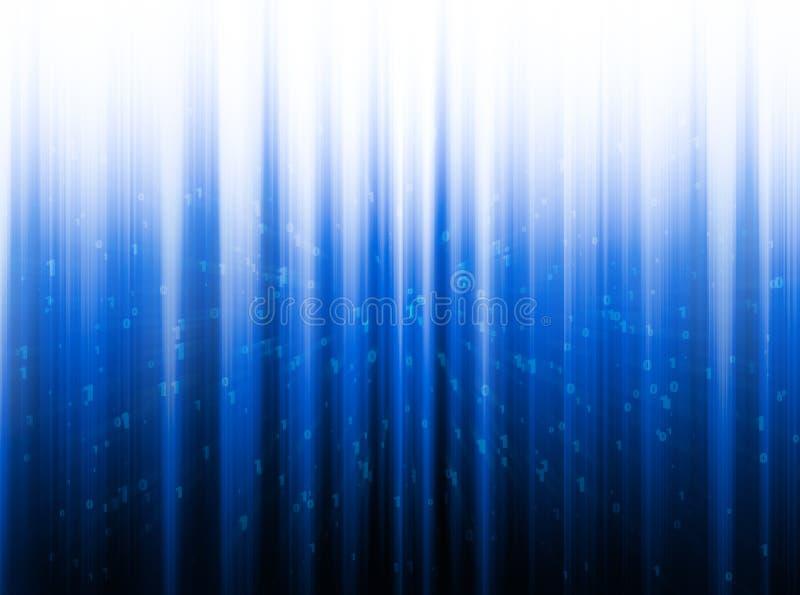 Κινηματογράφηση σε πρώτο πλάνο οπτικών ινών, σύγχρονη τεχνολογία επικοινωνιών υπολογιστών στοκ εικόνα