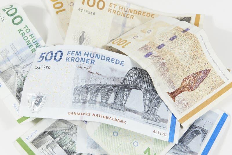 Δανικό νόμισμα στοκ φωτογραφία με δικαίωμα ελεύθερης χρήσης