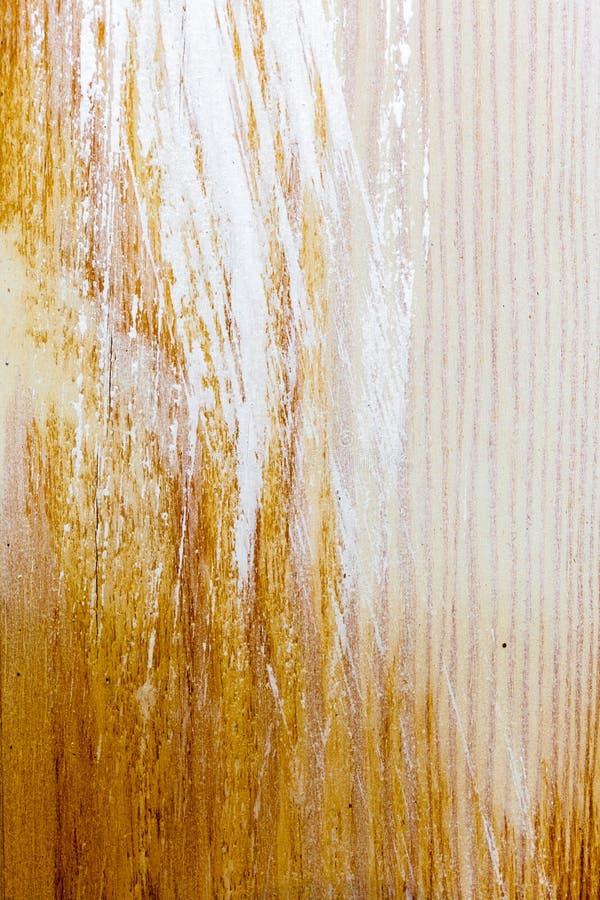 Κινηματογράφηση σε πρώτο πλάνο του ξύλου χρωμάτων Ξύλινη σανίδα ως σύσταση υποβάθρου στοκ φωτογραφία