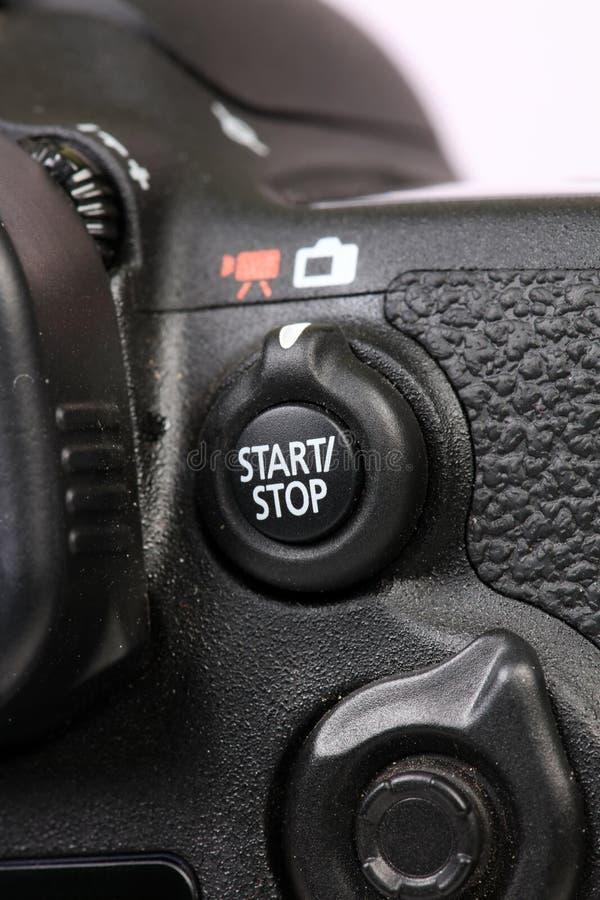 Κινηματογράφος και ακόμα διακόπτης επιλογέων στοκ φωτογραφία με δικαίωμα ελεύθερης χρήσης