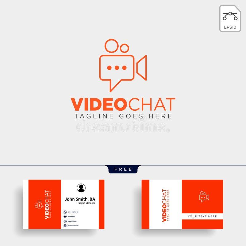 κινηματογράφων συνομιλίας μέσων τηλεοπτικό συζήτησης ψυχαγωγίας απλό γραμμών λογότυπων στοιχείο εικονιδίων απεικόνισης προτύπων δ διανυσματική απεικόνιση