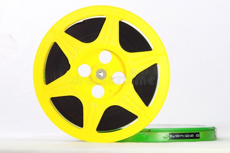 κινηματογραφικό εξέλικτρο βιομηχανίας κινηματογράφου έννοιας στοκ εικόνες με δικαίωμα ελεύθερης χρήσης