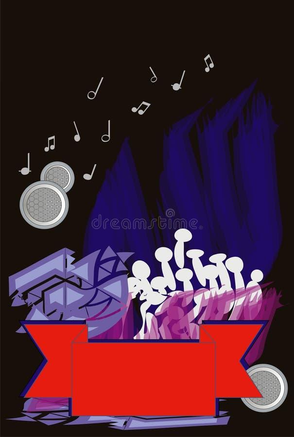 κινητήρια μουσική απεικόνιση αποθεμάτων