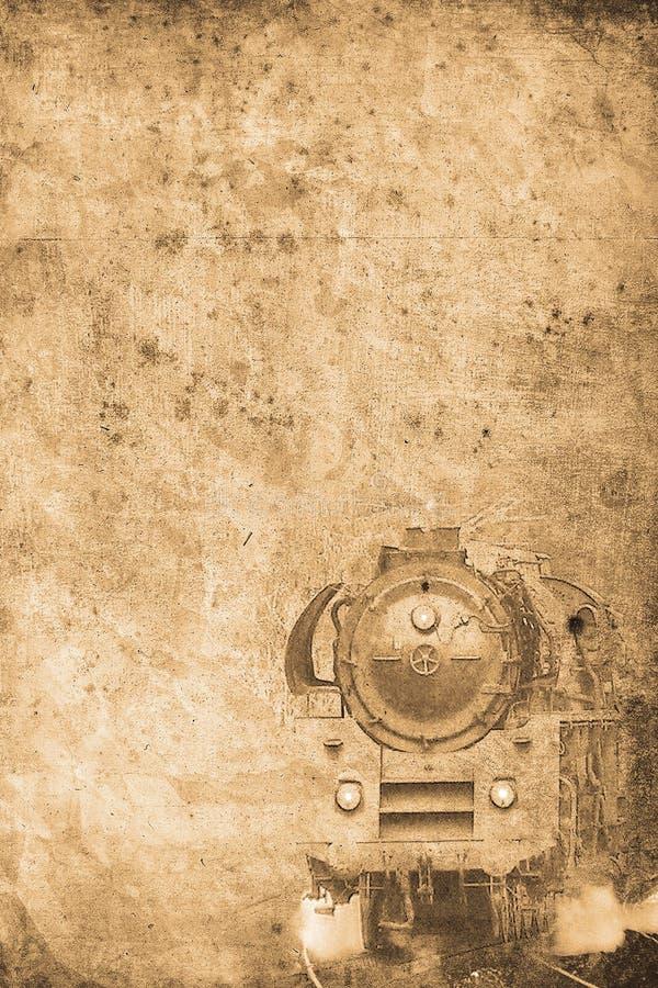 κινητήριος ατμός απεικόνιση αποθεμάτων