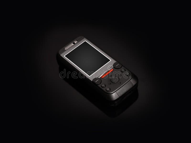 κινητός προκλητικός στοκ φωτογραφία με δικαίωμα ελεύθερης χρήσης