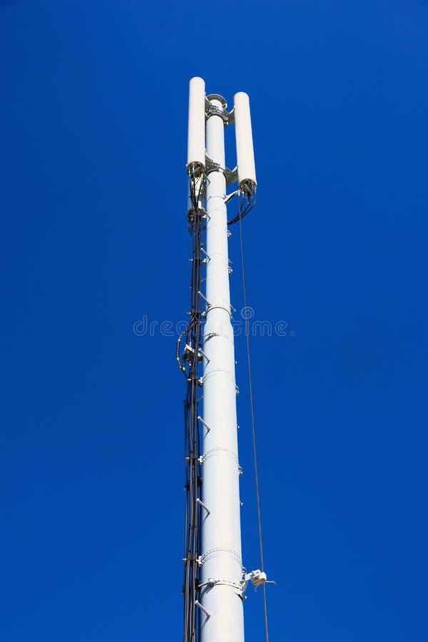 Κινητός τηλεφωνικός σταθμός βάσης στοκ εικόνες με δικαίωμα ελεύθερης χρήσης