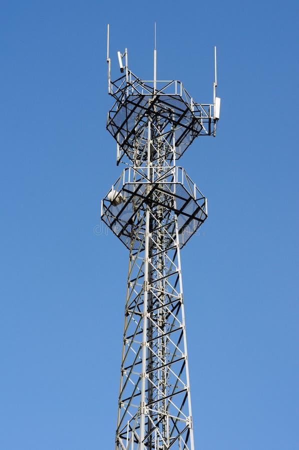 κινητός τηλεφωνικός σταθ& στοκ φωτογραφία