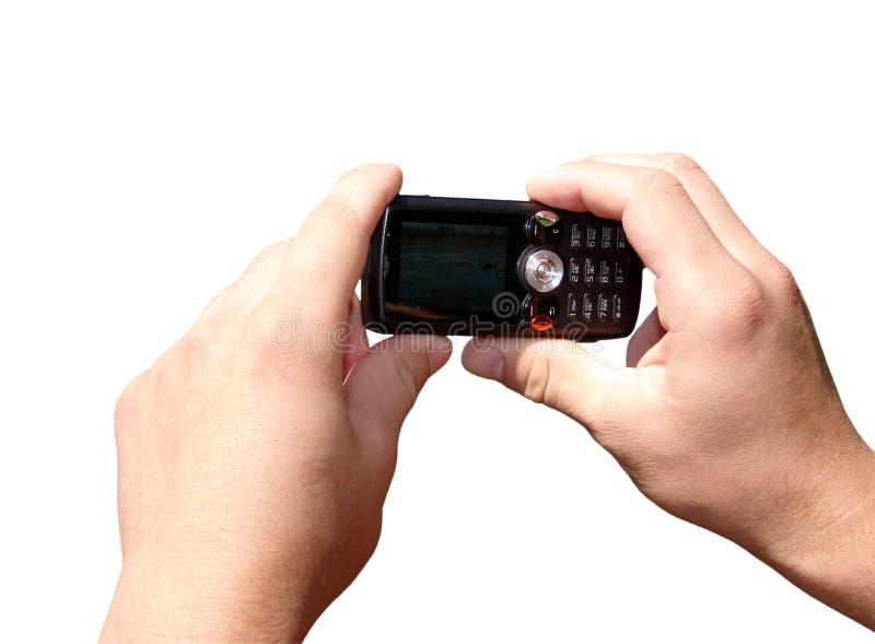 κινητός στοκ φωτογραφία με δικαίωμα ελεύθερης χρήσης