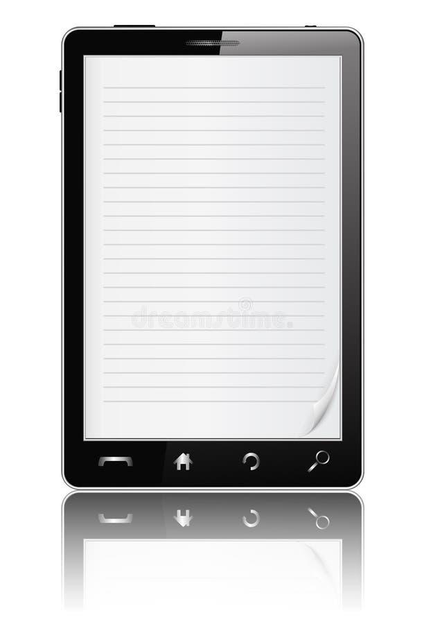 κινητό τηλέφωνο βιβλίων ε ελεύθερη απεικόνιση δικαιώματος