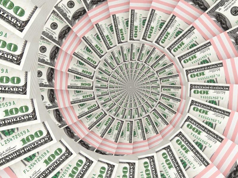 κινούμενα πακέτα χρημάτων δ&o ελεύθερη απεικόνιση δικαιώματος