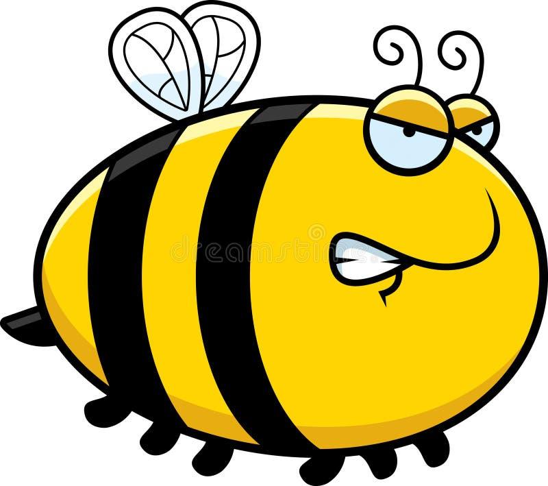 κινούμενα σχέδιαα μελισ&si διανυσματική απεικόνιση