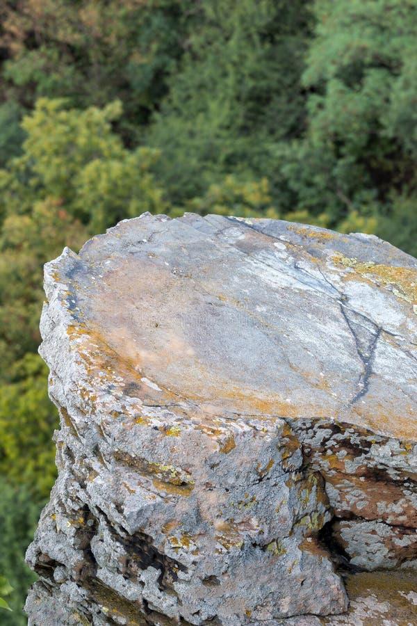 Κιονοειδής βασάλτης στοκ φωτογραφίες