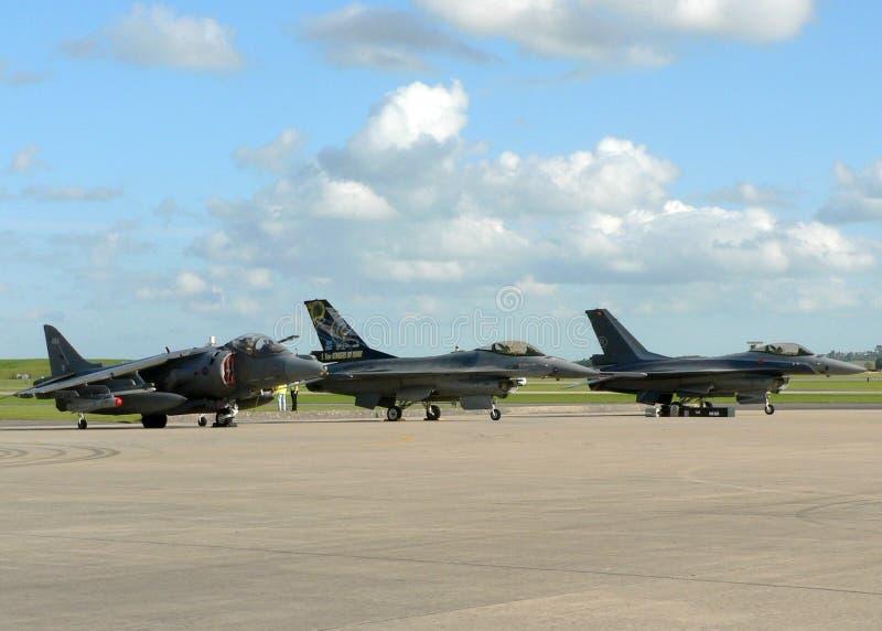 κιρκινέζι F-16 στοκ εικόνες