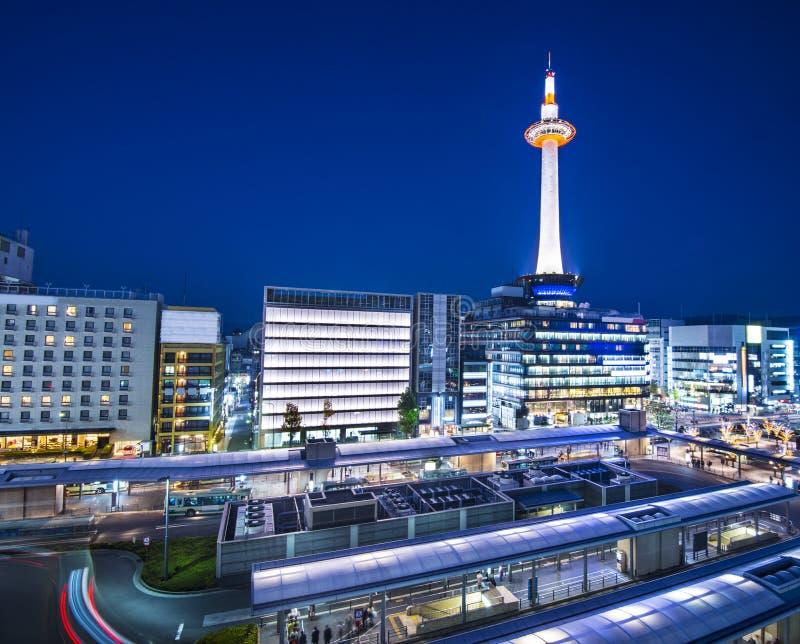 Κιότο Ιαπωνία στοκ φωτογραφία με δικαίωμα ελεύθερης χρήσης