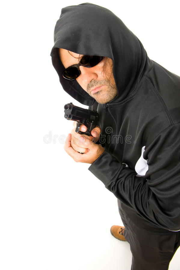 κλέφτης στοκ εικόνα με δικαίωμα ελεύθερης χρήσης
