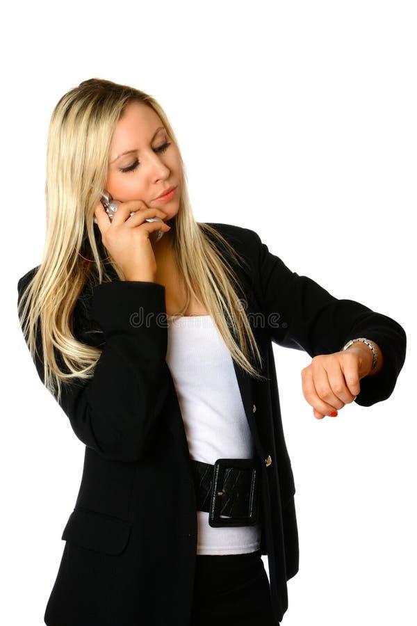 κλήση εταιρική στοκ εικόνα με δικαίωμα ελεύθερης χρήσης