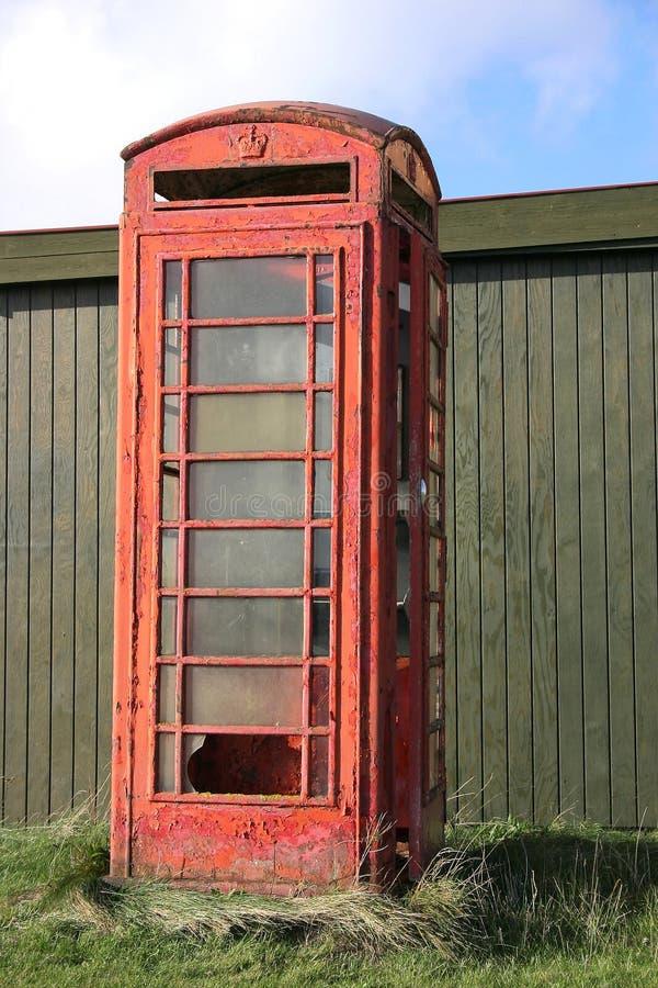 κλήση κιβωτίων παλαιά στοκ φωτογραφία