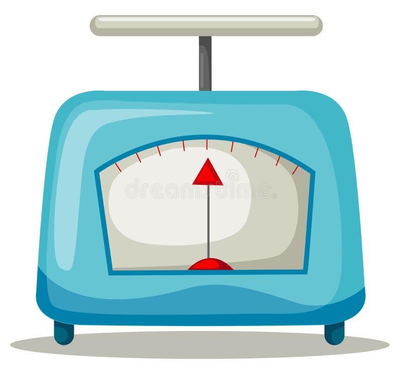κλίμακα κουζινών απεικόνιση αποθεμάτων