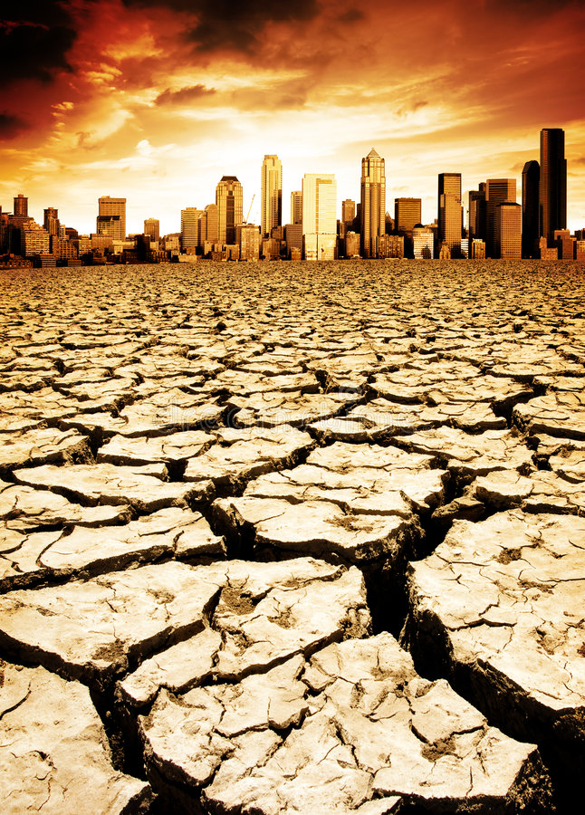 κλίμα αλλαγής στοκ εικόνες με δικαίωμα ελεύθερης χρήσης