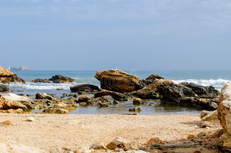 κλίση που αλιεύει το μεσογειακό καθαρό τόνο θάλασσας στοκ εικόνες με δικαίωμα ελεύθερης χρήσης