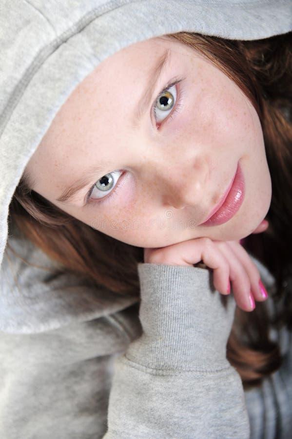κλίση χεριών κοριτσιών στοκ φωτογραφίες με δικαίωμα ελεύθερης χρήσης