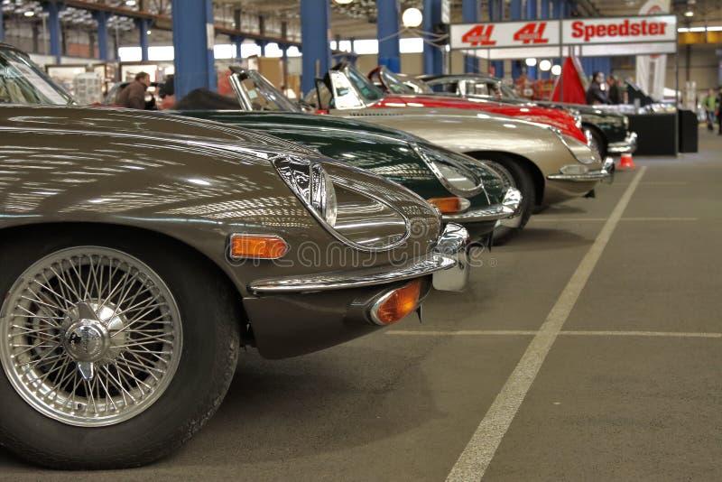 Κλασικά αυτοκίνητα EXPO στοκ φωτογραφία με δικαίωμα ελεύθερης χρήσης