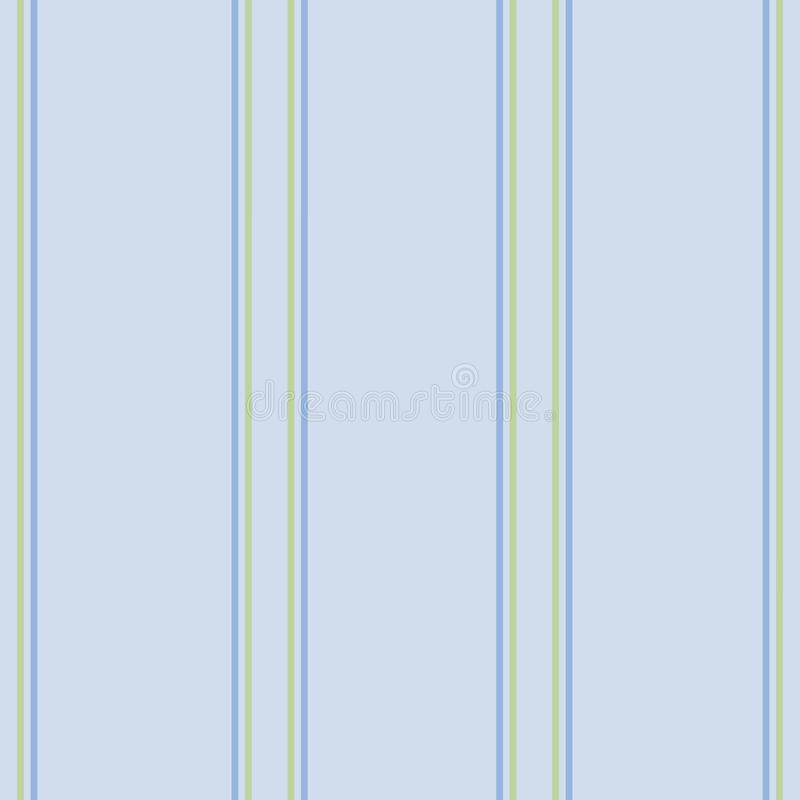 Κλασικά μπλε λωρίδες σε ανοικτό μπλε διανυσματική απεικόνιση
