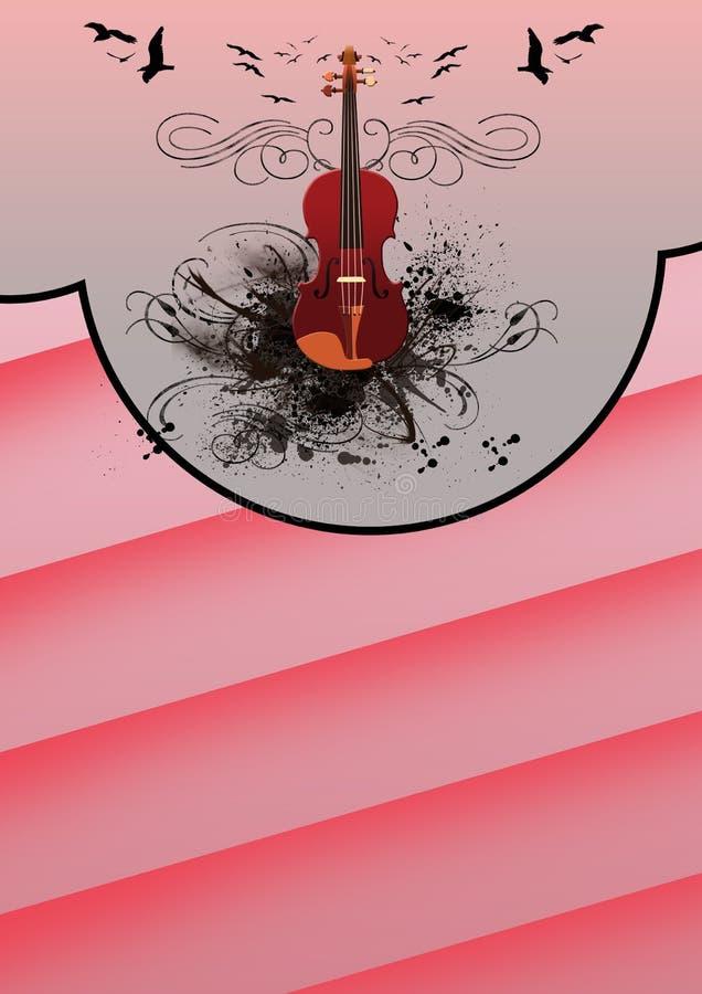 κλασική μουσική απεικόνιση αποθεμάτων