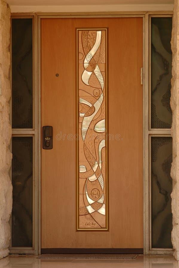 κλασική πόρτα στοκ εικόνες