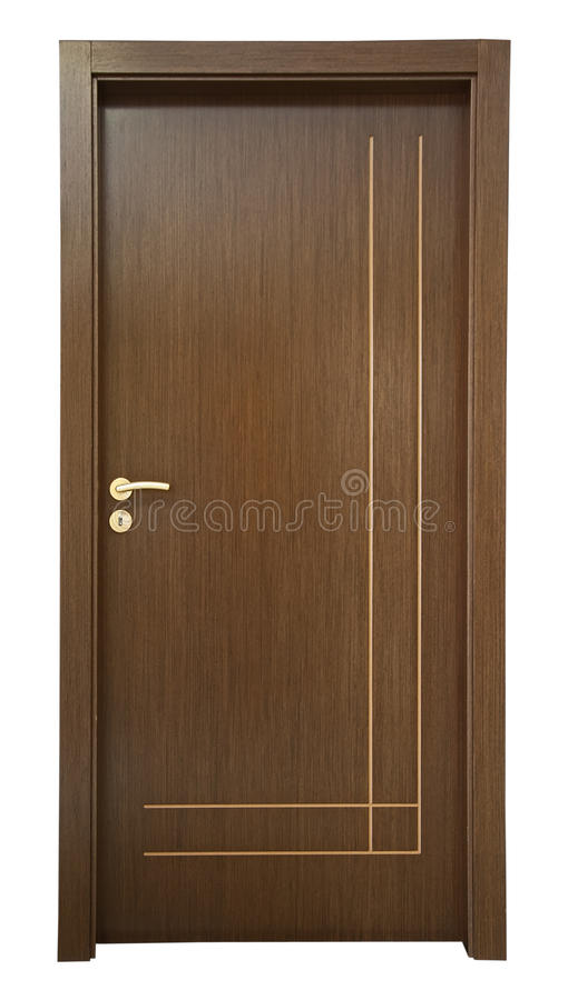 κλασικός νέος ξύλινος πο& στοκ εικόνες