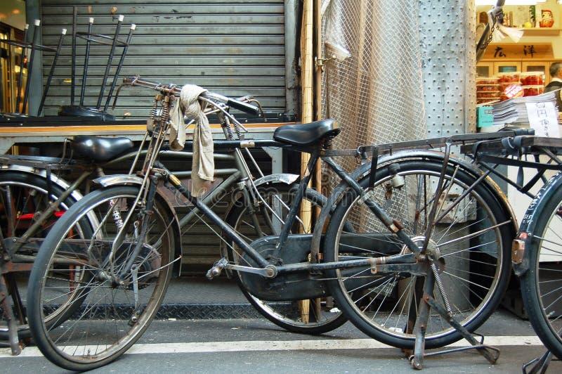 κλασικός ποδηλάτων στοκ φωτογραφίες