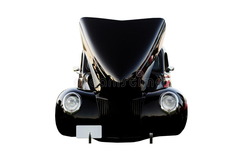 κλασικός τρύγος αυτοκι στοκ φωτογραφίες