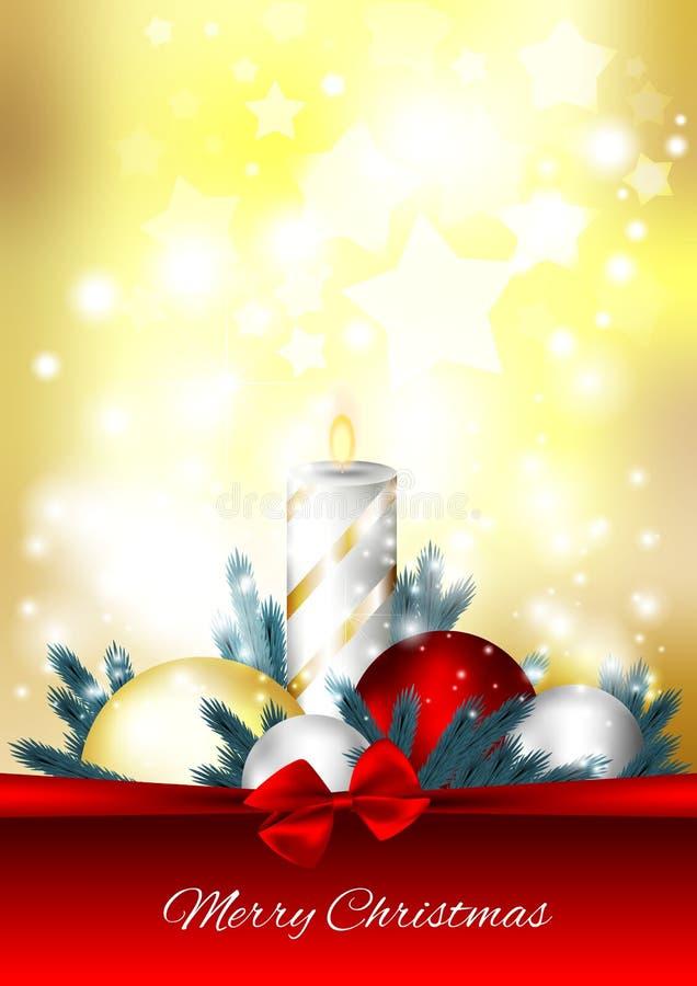 κλασικός Χριστουγέννων &kap ελεύθερη απεικόνιση δικαιώματος