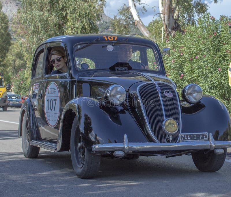 Κλασικός Florio Targa στοκ εικόνες με δικαίωμα ελεύθερης χρήσης