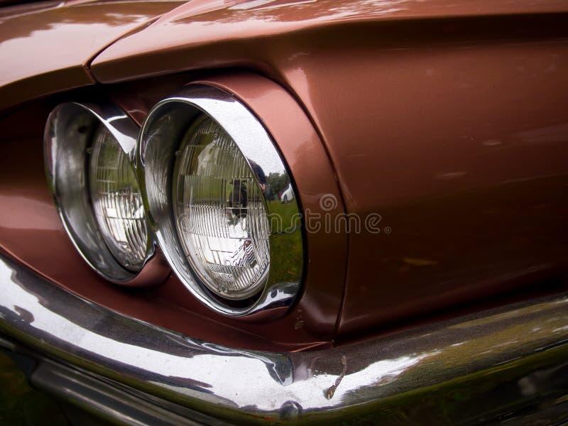 Κλασικό αποκατεστημένο αντίκα αυτοκίνητο στοκ φωτογραφίες