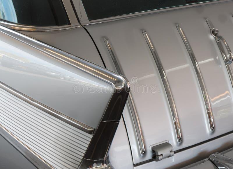 Κλασικό βαγόνι σταθμού Chevy Nomad στοκ φωτογραφίες