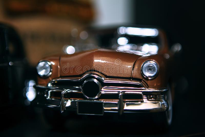 κλασικό εκλεκτής ποιότητας αυτοκίνητο στοκ φωτογραφία
