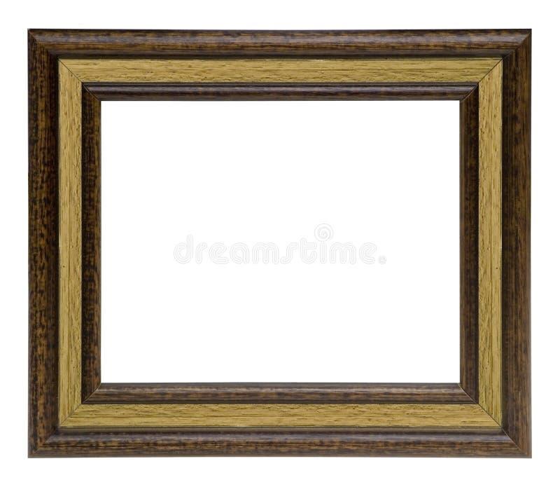 Download κλασικό πλαίσιο ξύλινο στοκ εικόνα. εικόνα από κίτρινος - 399427