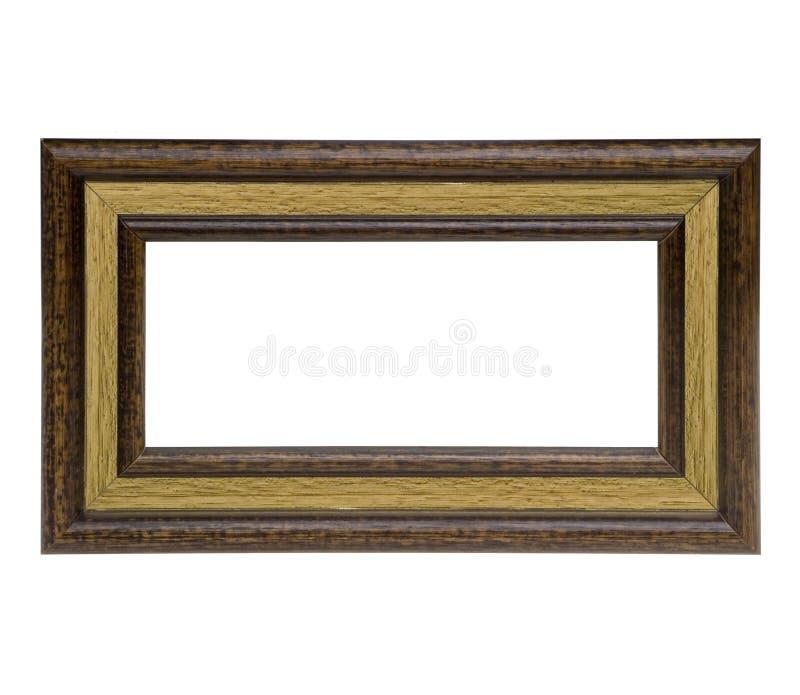 Download κλασικό πλαίσιο ξύλινο στοκ εικόνες. εικόνα από ορθογώνιος - 399428