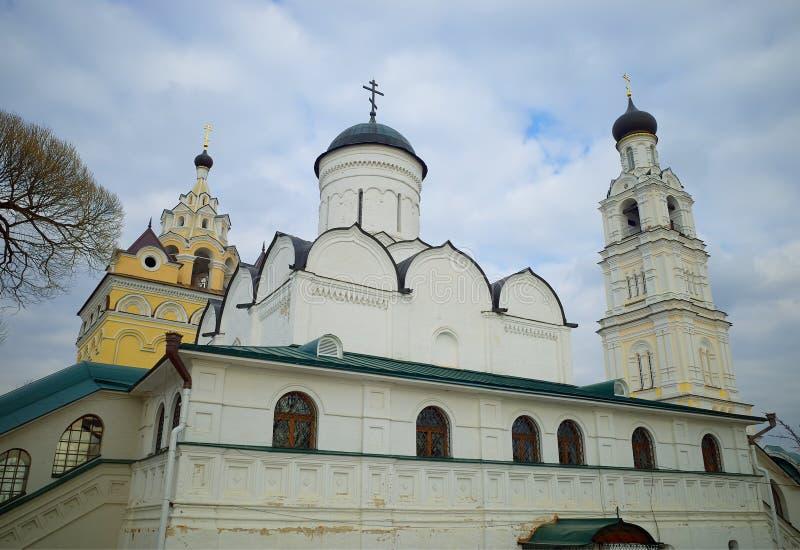 Κλασικό ρωσικό υπόβαθρο καθεδρικών ναών hd στοκ εικόνα με δικαίωμα ελεύθερης χρήσης