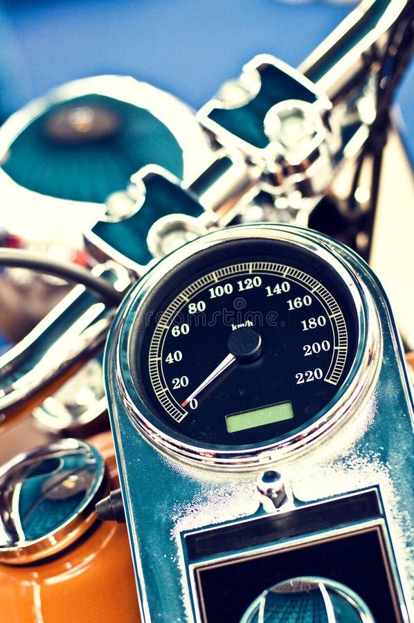 κλασικό ταχύμετρο μπαλτά&delta στοκ φωτογραφία