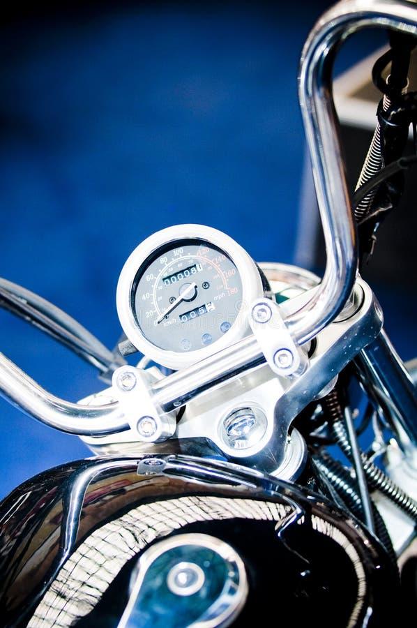κλασικό ταχύμετρο ποδηλά& στοκ φωτογραφίες με δικαίωμα ελεύθερης χρήσης