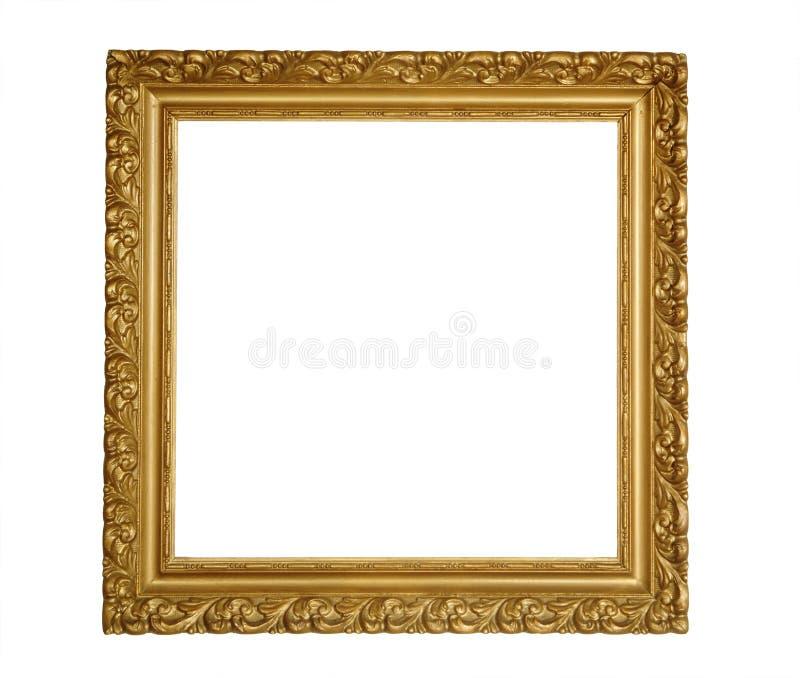 κλασικό τετράγωνο πλαισί στοκ φωτογραφία