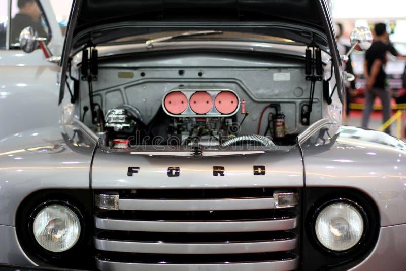 Κλασικό φορτηγό της Ford στοκ φωτογραφία